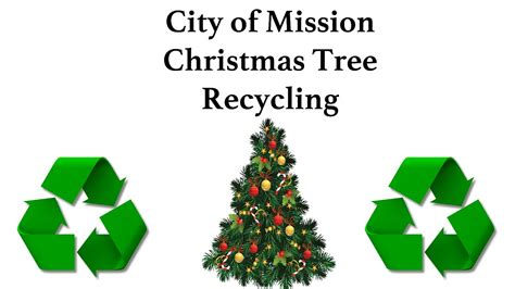 christmas tree recycling killeen tx where to recycle your