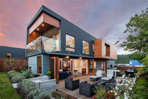 modern home design vancouver bc eco houses architecture magazine