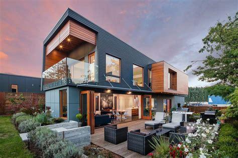 modern home design canada elegant and stylish house in nanaimo bc canada