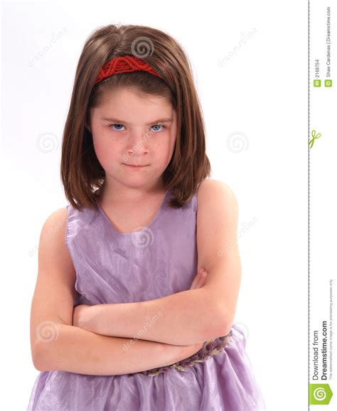 little girls little pics mad little girl stock photo image of emotion lovely