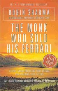 the monk who sold his robin s sharma