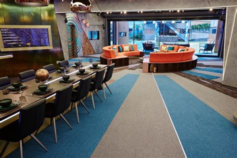 big brother house pictures big brother 2015 timebomb house pictures revealed celebrity big brother