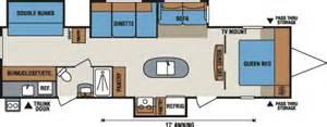 spree rv floor plans spree 174 connect lightweight travel trailer floorplans
