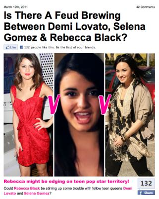 Theres An Avril Duffs Feud by Is There A Feud Brewing Between Demi Lovato Selena Gomez