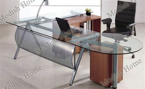 executive glass office desk imgs for gt executive glass desk