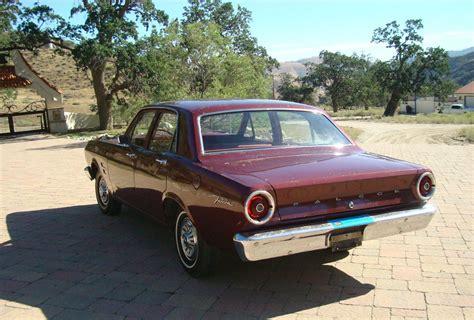 4 Door Ford Falcon all american classic cars 1967 ford falcon 4 door sedan