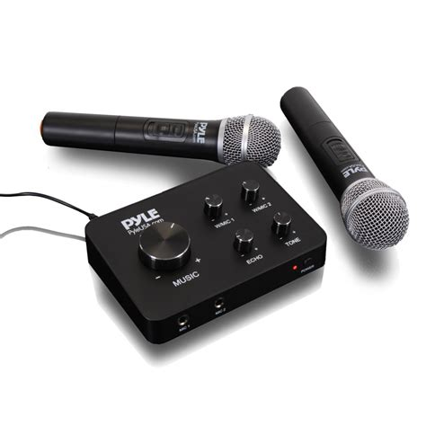 pyle pdwmkhrdwm home  office microphone systems