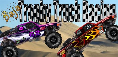 play truck racing play baja trophy truck racing baja trophy