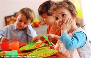 Nursery Or Childminder by Health And Obesity Mothers Go Undercover To Expose Food