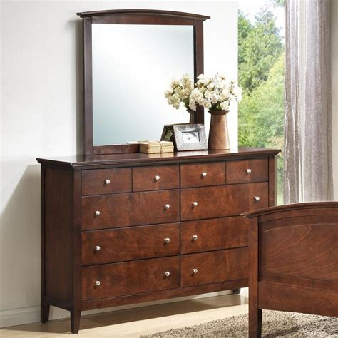 lifestyle bedroom furniture lifestyle c3136a bedroom transitional eight drawer dresser