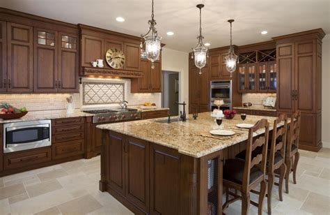 Tuscan Kitchen Islands kitchendesigns com kitchen designs by ken kelly inc