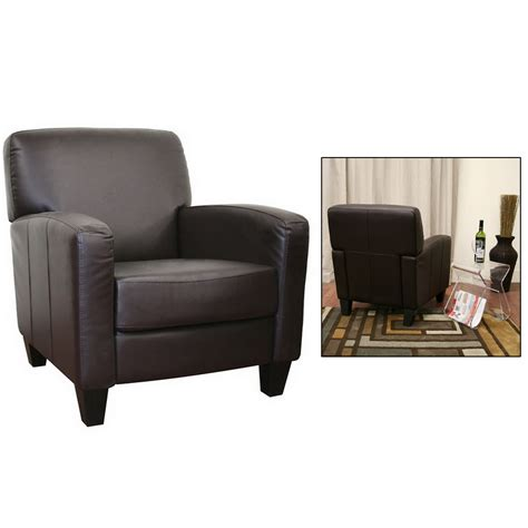 modern leather club chair stacie brown leather modern club chair by wholesale