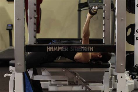 bench press eccentric phase pin presses exercise guide and video