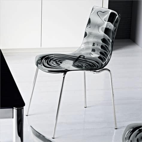 sedie l eau calligaris eau arredativo design magazine