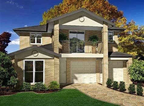 masterton home designs manhattan classique rhs facade