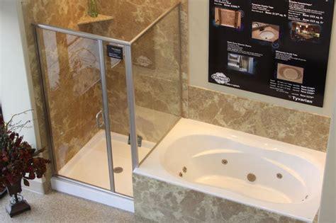 Garden Bathtub Shower Combo Garden Tub And Shower Combo Shower Bases 0005