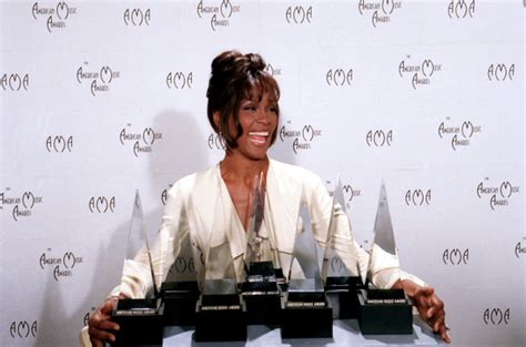 file whitney houston 21st american music awards february remembering whitney houston on anniversary of her birth