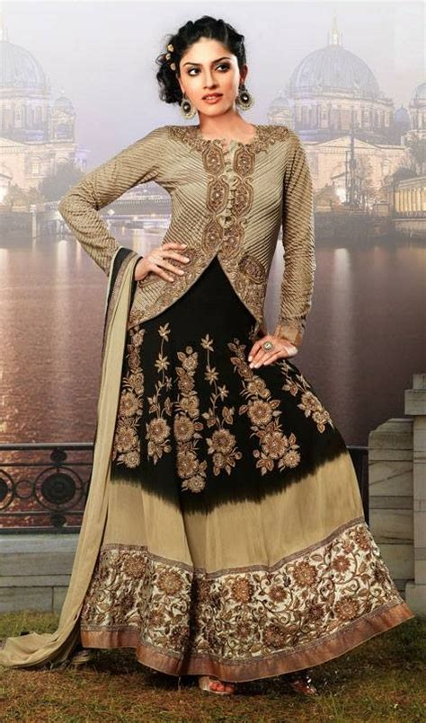 latest trend of indian dresses for girls 2014 5 life n
