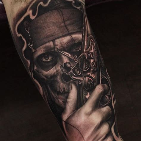 76 crazy skull tattoos designs mens craze