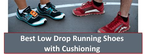 best running shoes review best low drop running shoes with cushioning chiliguy s