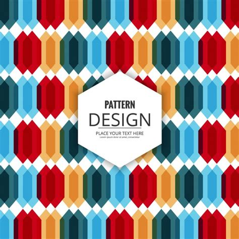 svg pattern overlapping pattern of overlapping geometric shapes vector free download
