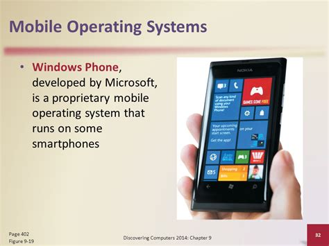 windows mobile operating system objectives overview define an operating system ppt