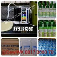 Paket Strong Acid Isi 2 100ml kangen water bsd serpong jual air kangen agen kangen