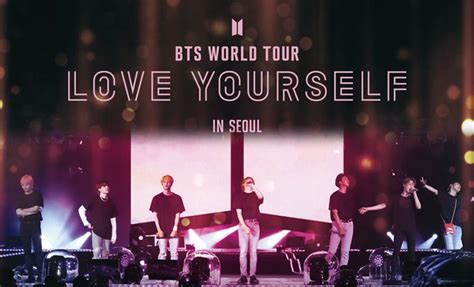 regarder bts world tour love yourself in seoul film complet 2019 hd streaming a bts love yourself concert movie is coming so you can