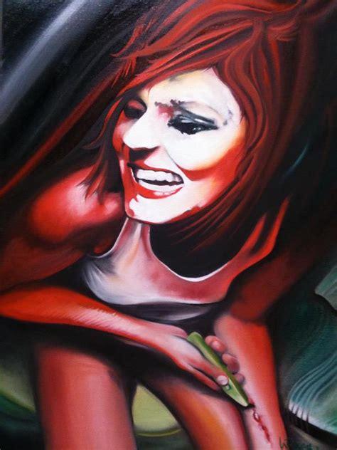 blacklist ink tattoo joplin mo girl by wade rogers tattoonow