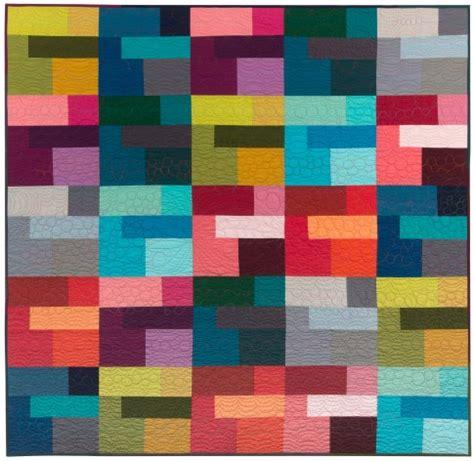 farbige steppdecken colored happy free pattern robert kaufman fabric company