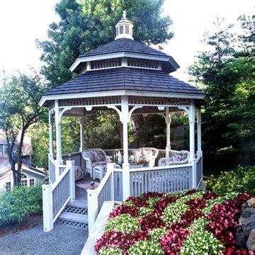 pavillon ideen romantischer holz pavillon im garten 28 bauarten und ideen