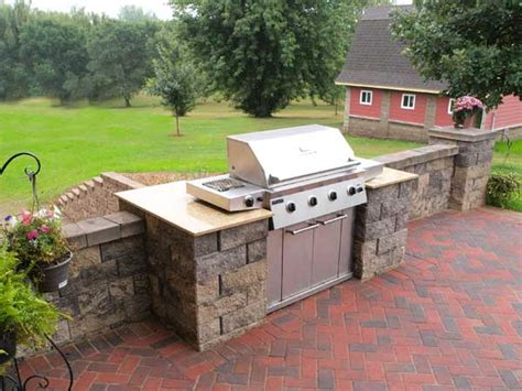 backyard built in bbq ideas backyard kitchen built in grill patio bbq grill built