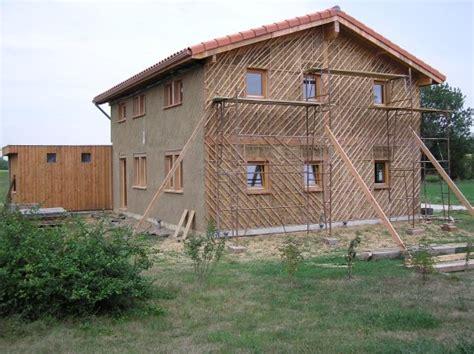 Adobe House Plans maison en paille et terre 224 vendre pr 232 s de toulouse