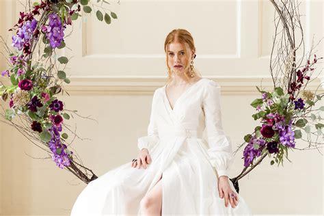 Wedding Inspiration Uk by Ultra Violet Wedding Inspiration Pantone Colour Of The