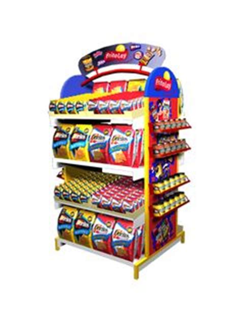 Frito Lay Racks by Www Sharkskindesign Found This Interesting Displays