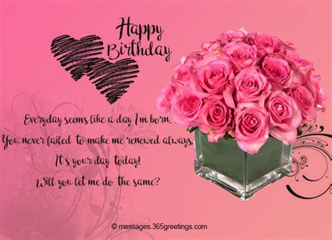 Happy Birthday Wishes To Sweet Sweet Birthday Messages 365greetings Com