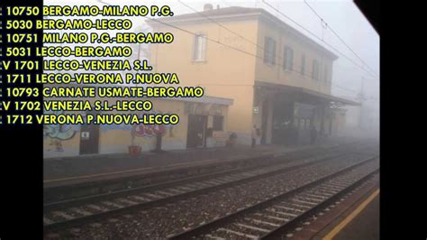 treno bergamo porta garibaldi annunci treni alla stazione di ponte san pietro