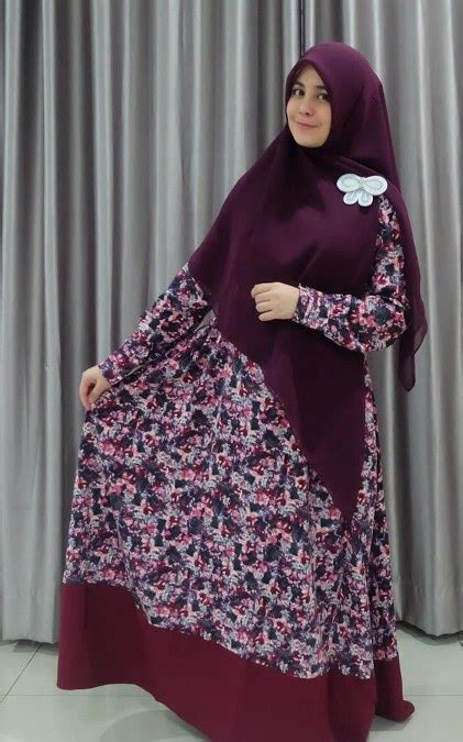 model baju muslim terbaru 2016 16 model baju muslim risty tagor terbaru 2016 ide model