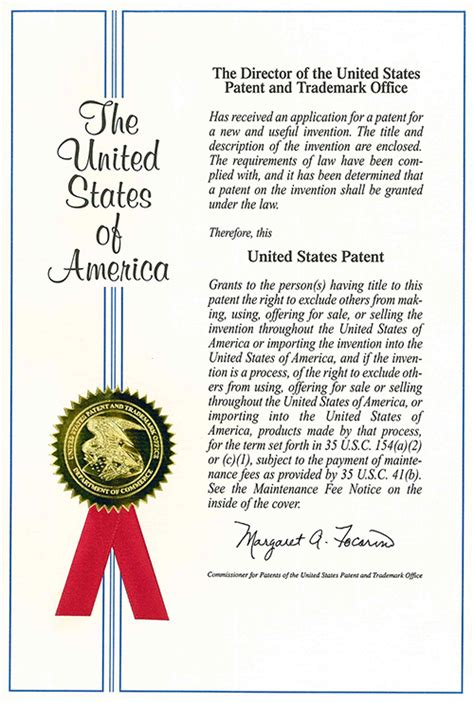 design patent certificate of correction brain products press release us patents