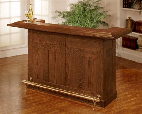 Oak Home Bar Oak Home Bar Classic Wood Home Bar Furniture With Wine