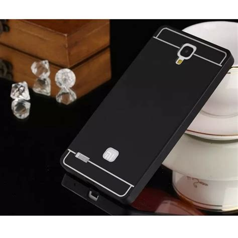 Aluminium Bumper With Pc Back Cover For Xiaomi Mi Max Golden 44sfbn 2 aluminium bumper with pc back cover for xiaomi redmi note black jakartanotebook