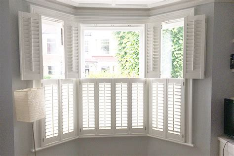 Interior Shutters For Windows Inspiration Bay Window Interior Shutters Design Inspiration Window Source Nh