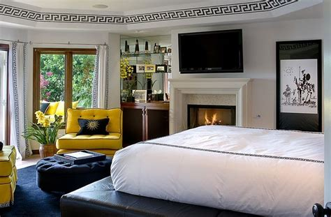 bold black and white bedrooms with bright pops of color bold black and white bedrooms with bright pops of color
