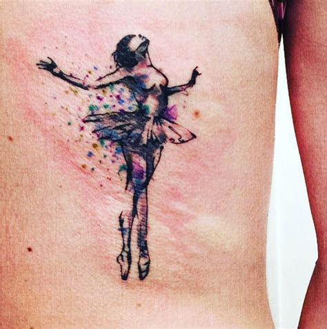 40 wonderful ballerina dancer designs tattooblend