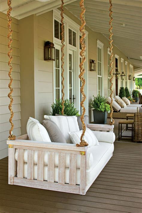 southern living porches curb appeal secrets that always give a home unmistakable