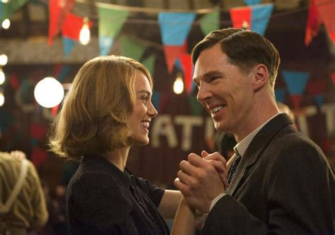 film l enigma di un genio foto del film the imitation game screenweek