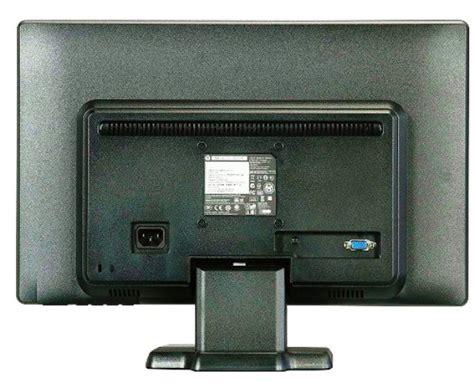 Monitor Lcd Hp Lv1911 hp lv1911 18 5 inch led lcd monitor
