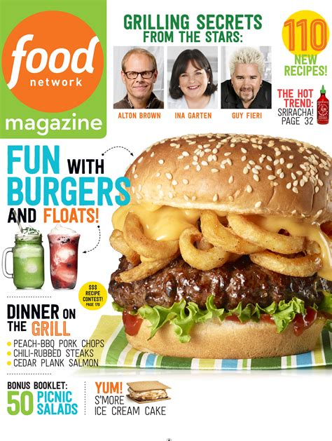 design network magazine food network magazine hearst corporation