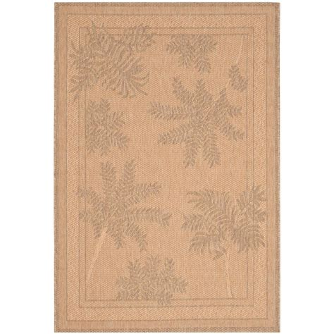 safavieh cy6126 39 courtyard indoor outdoor area rug gold lowe s canada safavieh courtyard gold 4 ft x 5 ft 7 in indoor outdoor area rug cy6683 39 4 the