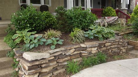 Exterior Awesome Exterior For Small House Front Yard Front Yard Rock Garden